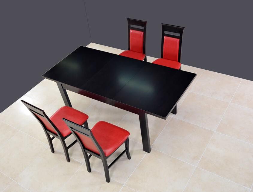 Stół rozkładany Ambasador A-Stół rozk. 160/230+wkł. 70