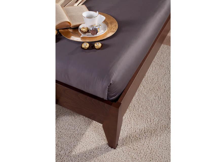 Łóżko do sypialni A-Łóżko Ambasador pod wymiar materaca 160x200