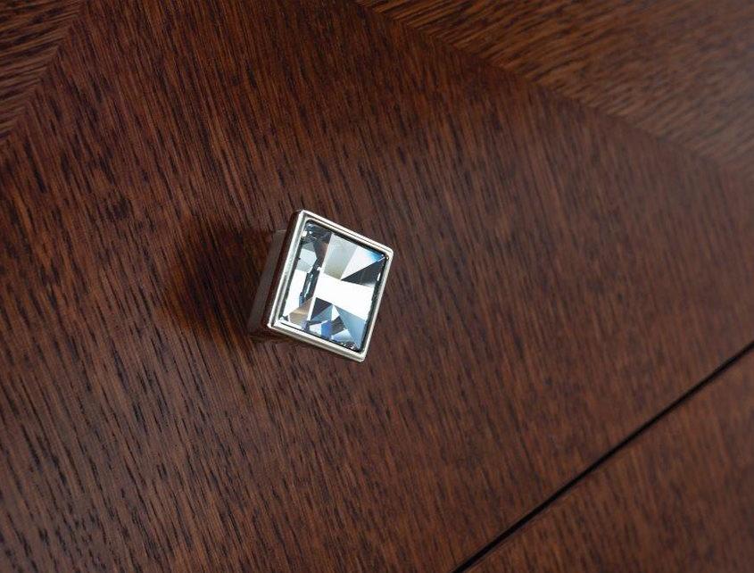Szafka RTV Cube - C-Rtv 185 z intarsją