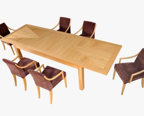 Stół do jadalni Cube