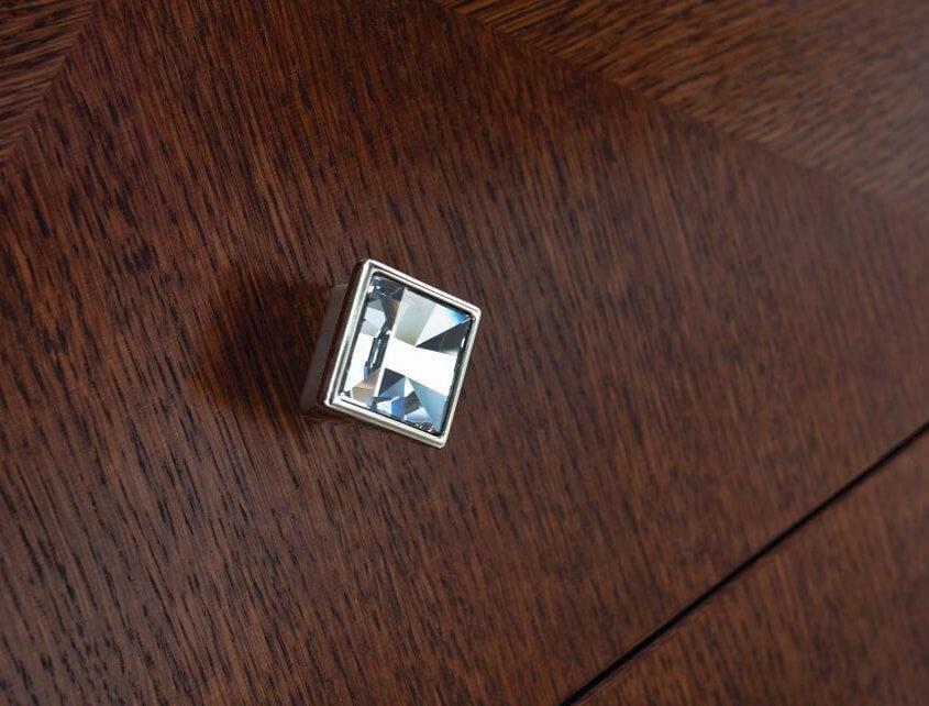 Witryna Cube C-Witryna 75 z intarsją