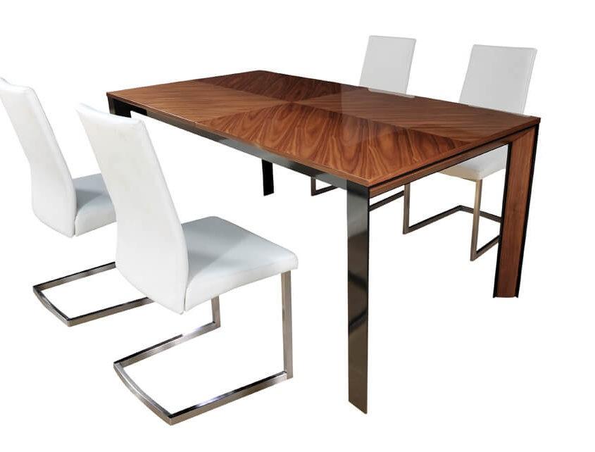 Stół - RIM-Stół 180/240 METAL rozk. 2cz.+wkładka 60