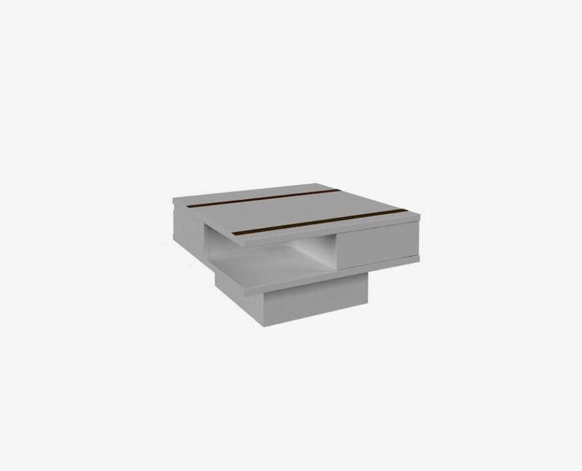 RIMP-Ława 80x80 z szufladkami