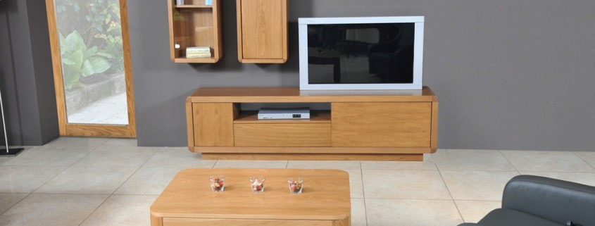 Stolik kawowy do salonu San Marino SM-Ława 90x60 z szufladką