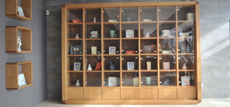 Biblioteczka witryna