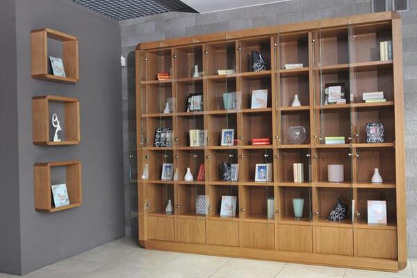 Meble do biblioteki - kolekcja san marino