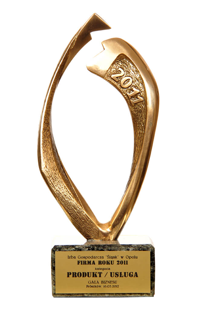 Nagroda Firma Roku 2011 LISSY