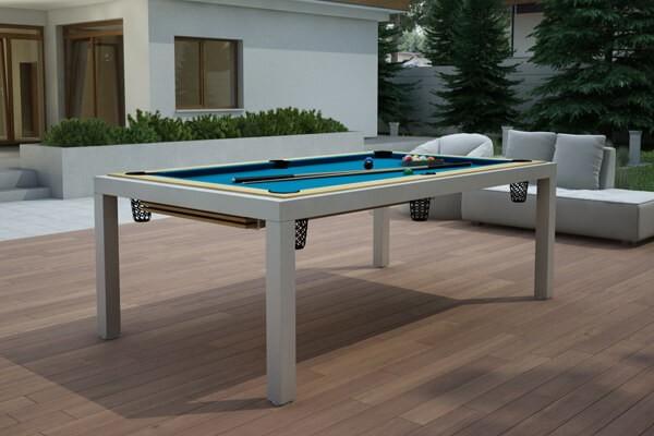 Ogrodowe stoły do bilarda