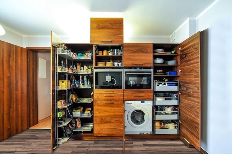 Realizacje - meble do kuchni według projektu