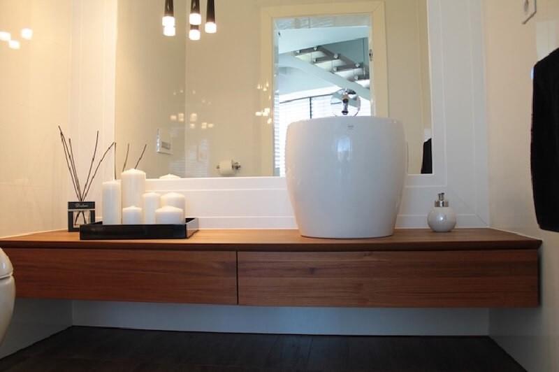 Realizacje - meble łazienkowe