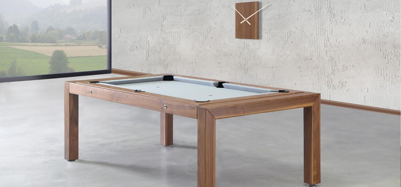 Stół do bilarda Portland drewniany
