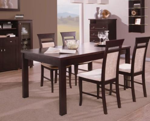 Stół krzesła Ambasador