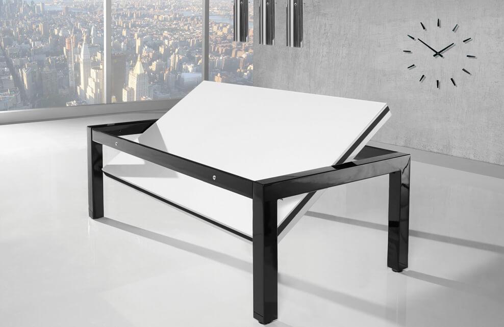 Stół do bilarda obrotowy (obracany z blatem)