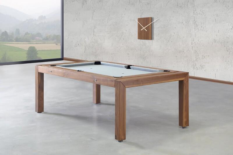 Stół bilardowy Portland drewniany