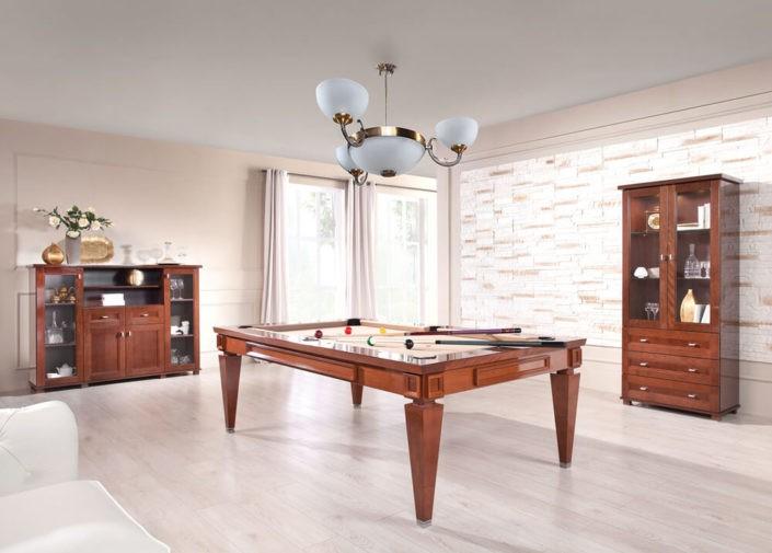 Klasyczny stół bilardowy
