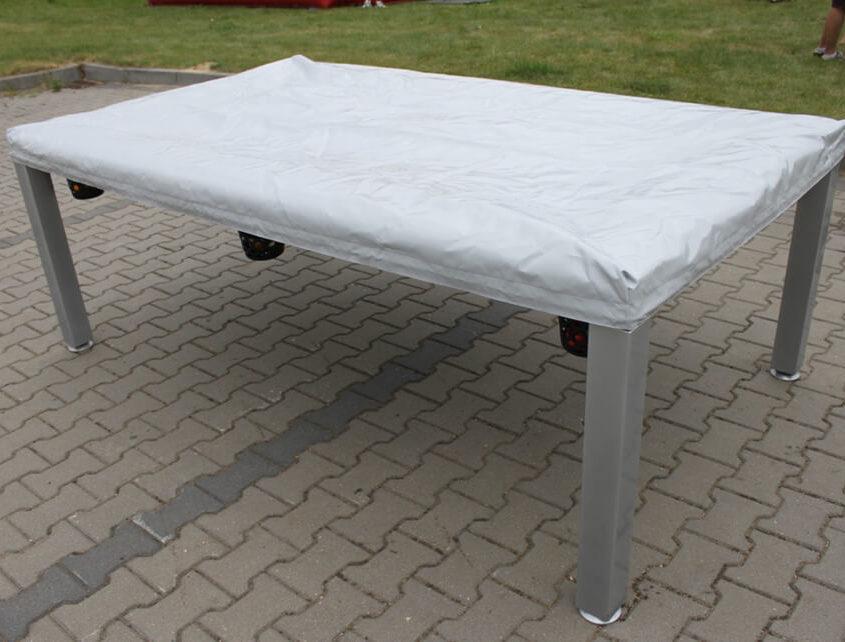 Nakrycie stołu bilardowego ogrodowego