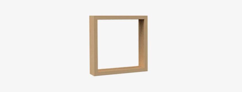 A-Półka kwadratowa