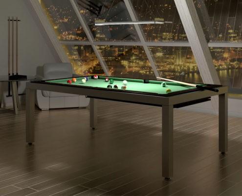Stół bilardowy do loftu
