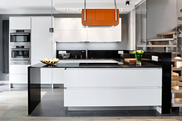 Nowoczesne meble kuchenne  Lissy -> Kuchnia San Marino Agata Meble