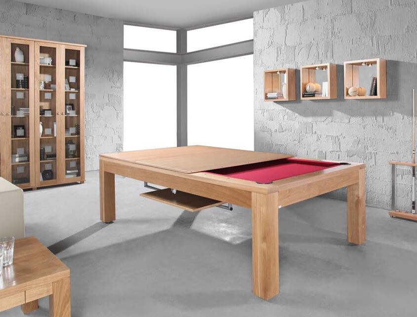 Stół bilardowy do jadalni