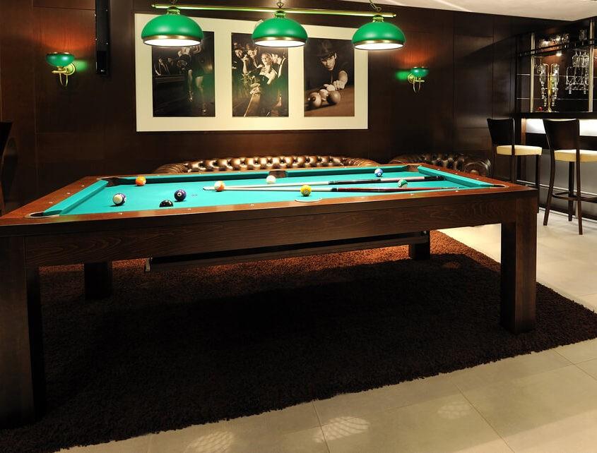 Stół do bilarda + bar