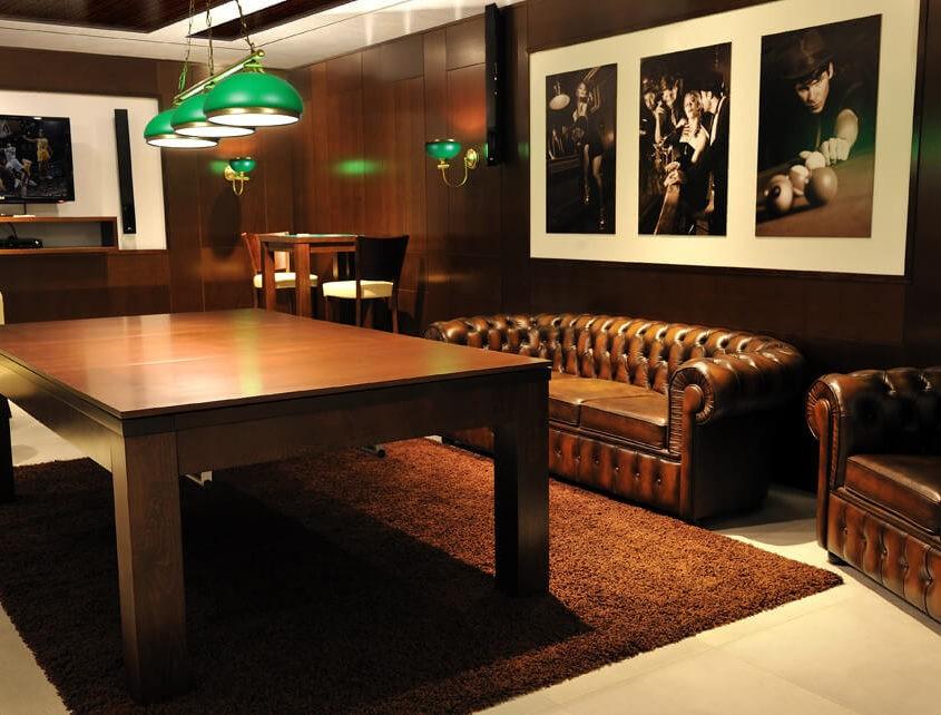 stół do sali bilardowej