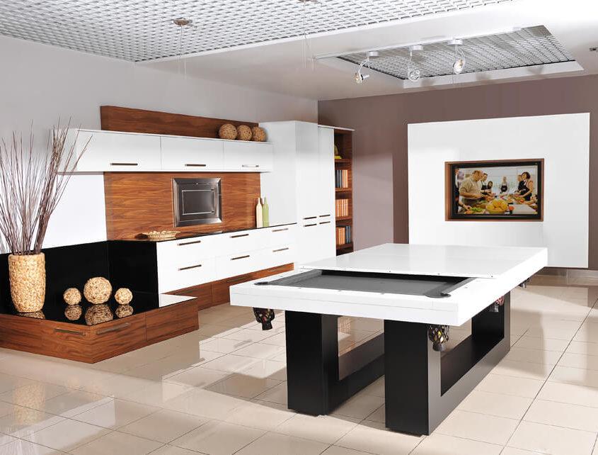 Stół bilardowy kuchenny