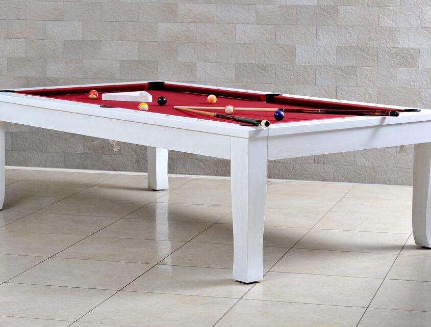 Stół do bilarda włoski design