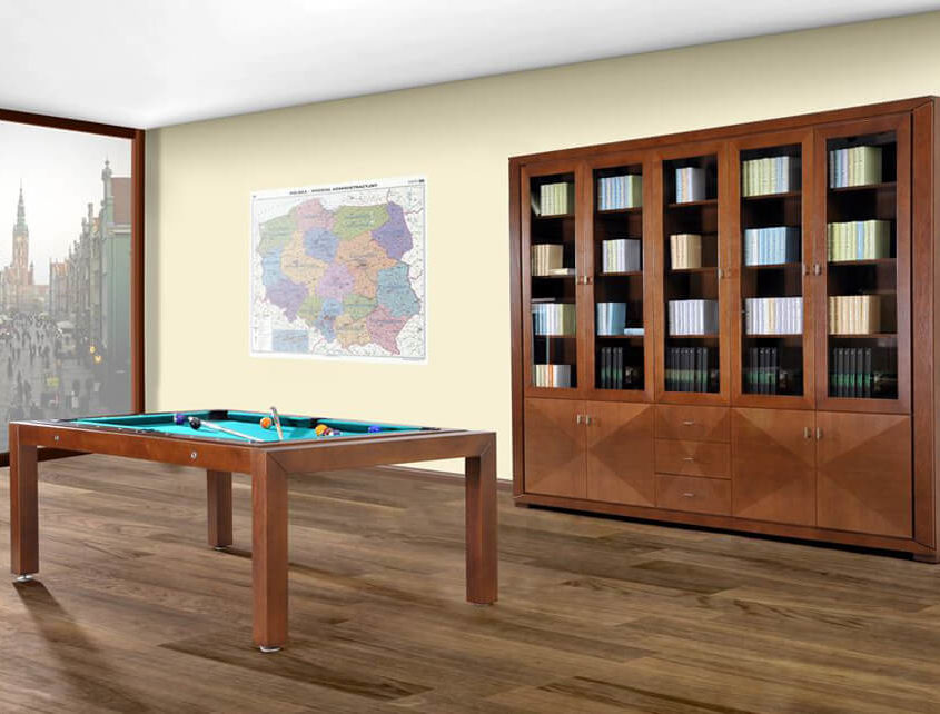 Stół do bilarda do sali konferencyjnej