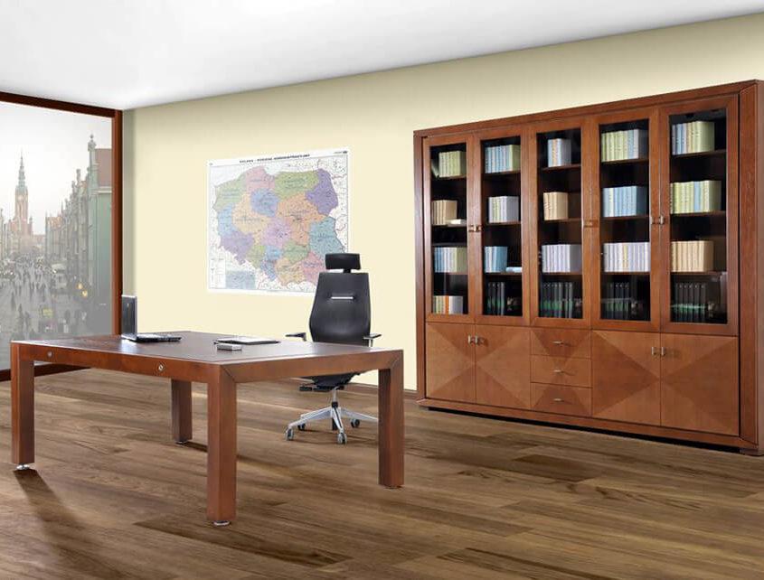 Stół bilardowy do gabinetu