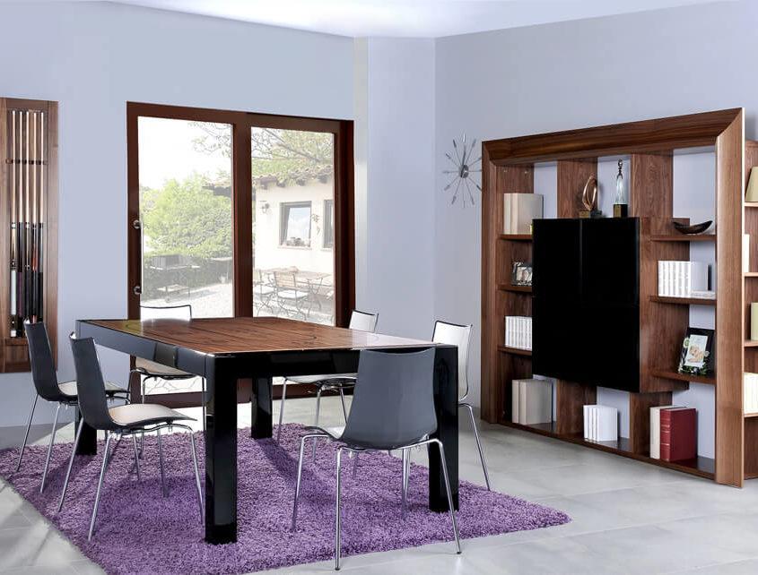 Stół do bilarda Portland 6ft metalowy