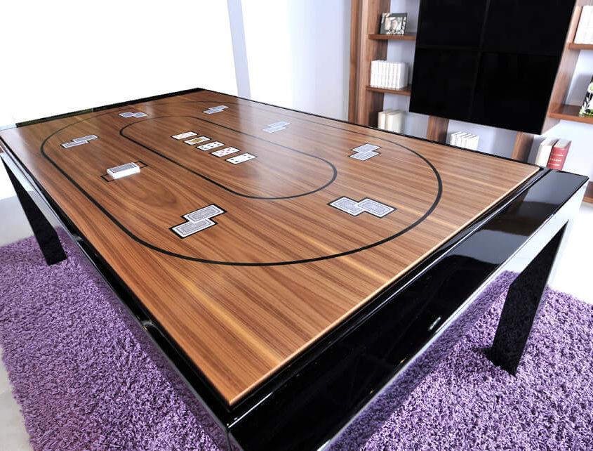 Stół do bilarda + poker