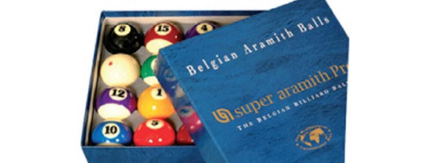 Bile pool Super Aramith pro