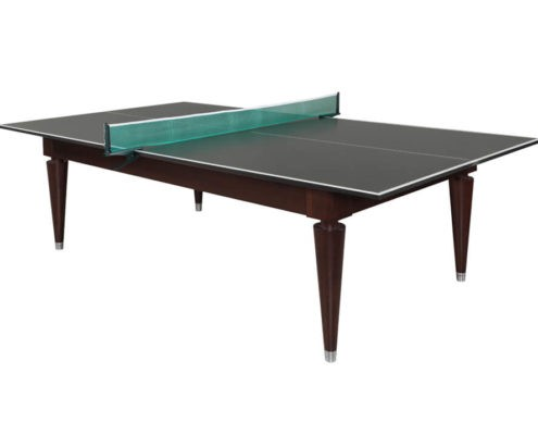 Stół bilardowy z blatem do tenisa