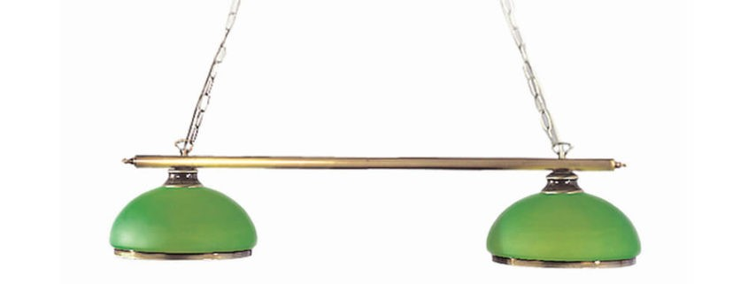 Lampa Classic 2-kloszowa