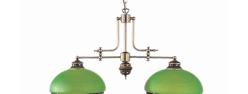 Lampa Exclusive 2-kloszowa