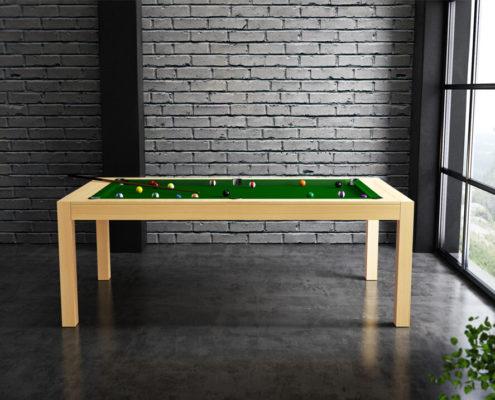 mały stół bilardowy do domu