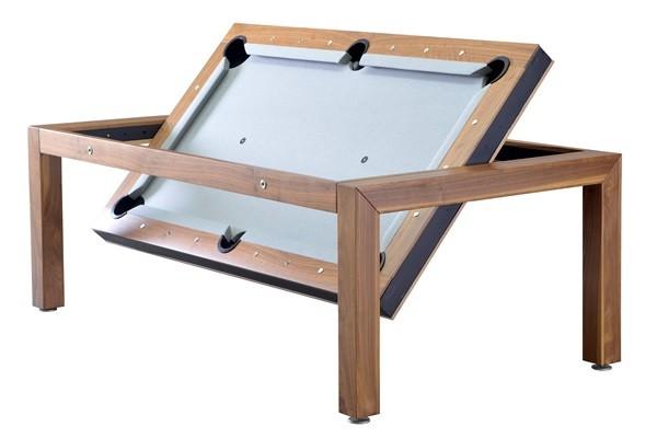 Stół do bilarda Portland drewniany obrotowy