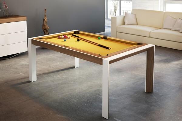 Nowoczesny stół bilardowy