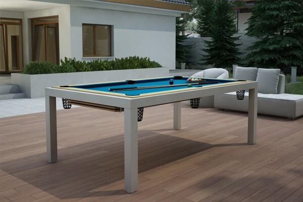 Ogrodowy stół bilardowy