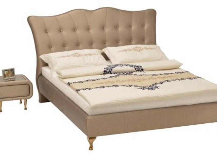 Łóżko Princessa Gold
