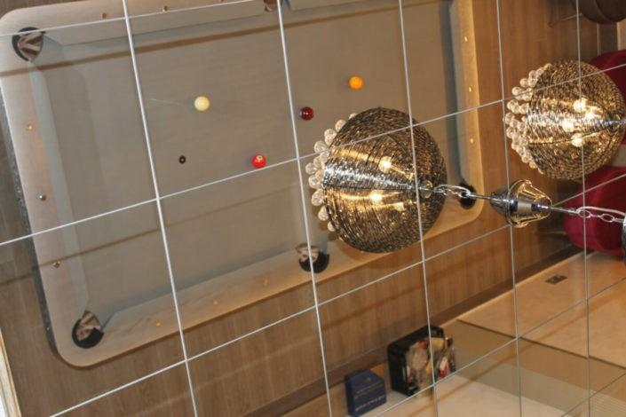 Stół bilardowy według projektu toronto