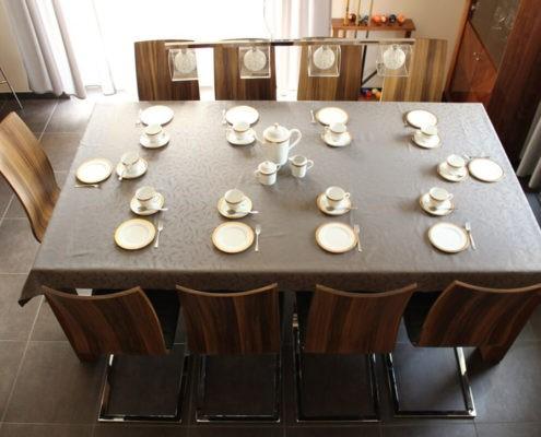 Stół do bilarda Portland orzechowy