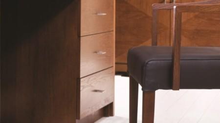 Kontener do biurka bez intarsji – CUBE