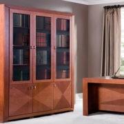 Biblioteka 185 z intarsją – CUBE