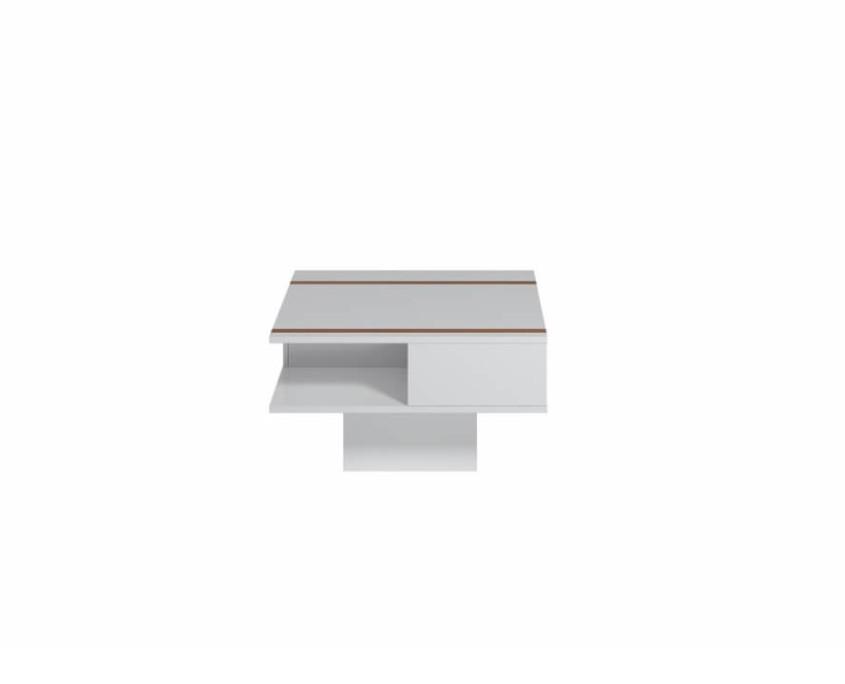 Ława Rimini Premium 80x80 z szufladkami