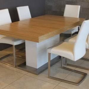 Stół rozkładany 160 / 220 cm – LOCUS
