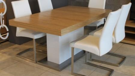 Stół rozkładany 160 / 220 – LOCUS