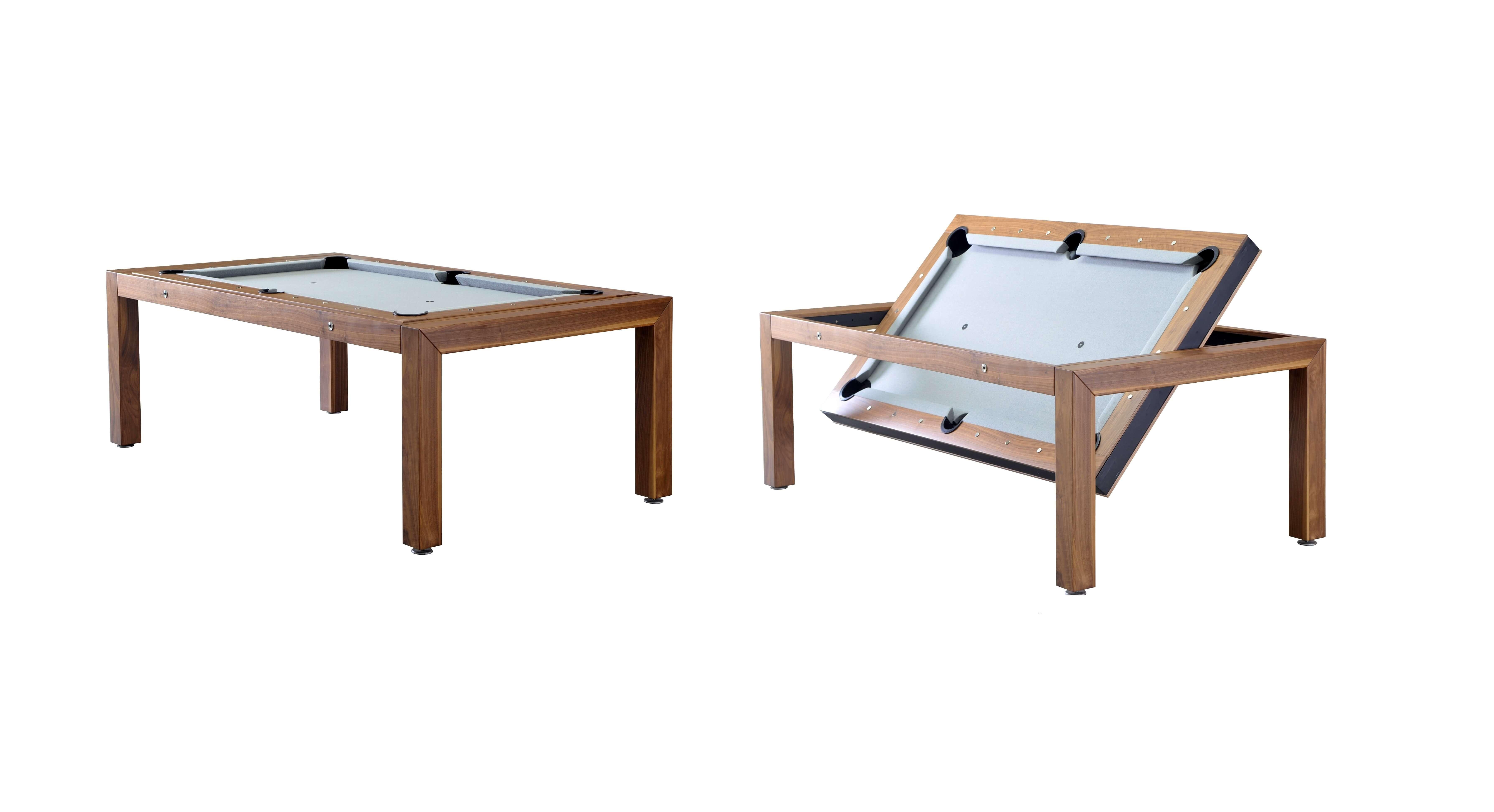 Stół do bilarda orzech