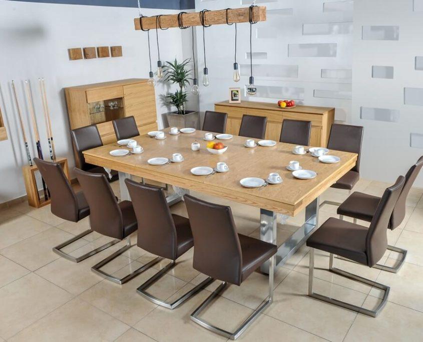 stół bilardowy z blatem nakrywającym